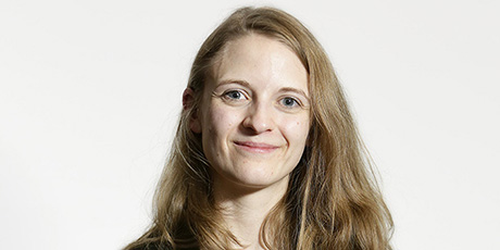 Camilla Lund (Photo: Henrik Frydkjær)